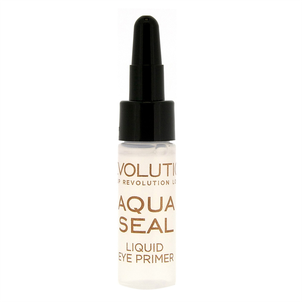 Праймер для теней Aqua Seal Liquid Eye Primer Makeup Revolution