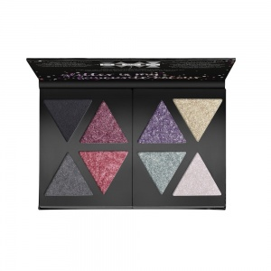 Палетка теней The Glitterizer Mix N' Match Eyeshadow Palette 010 Glitter Is My Favourite Colour - CATRICE