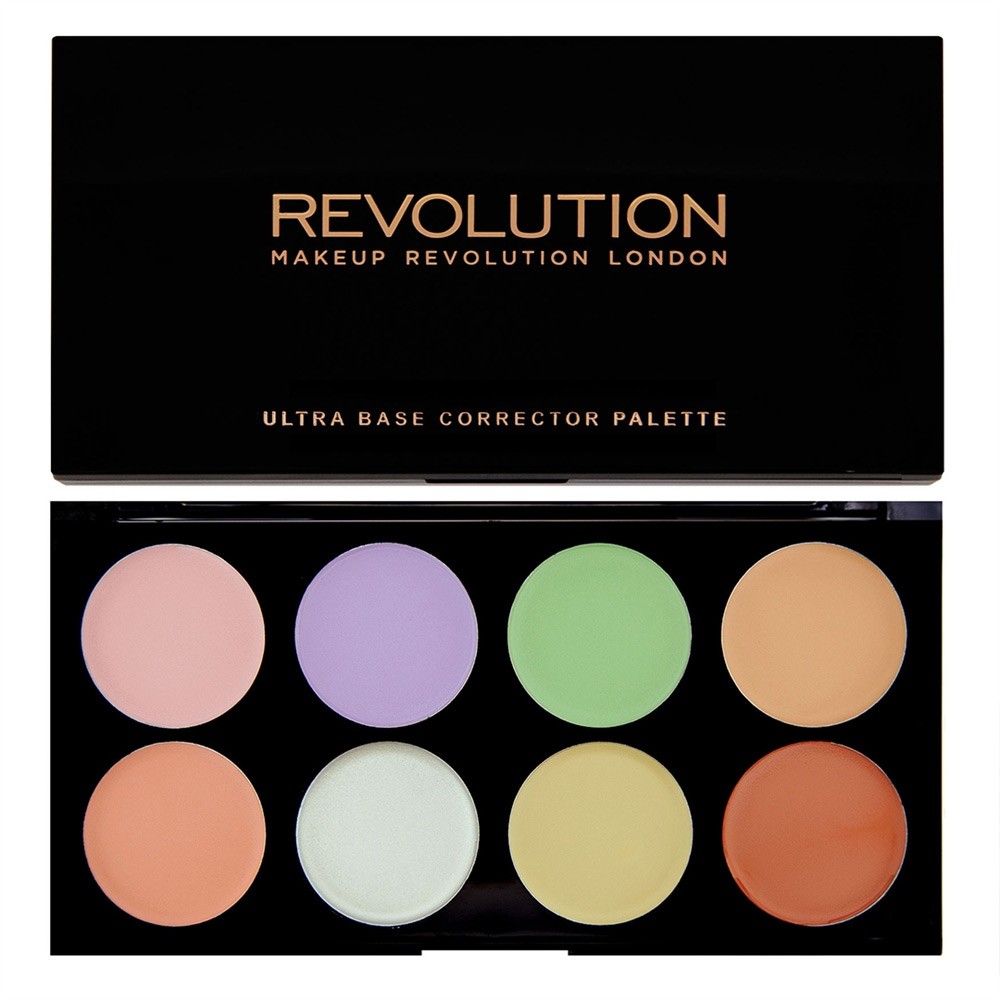 Палетка корректоров Ultra Base Corrector Palette Makeup Revolution