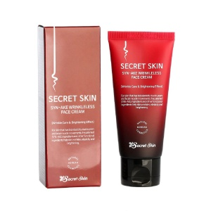 Крем для лица со змеиным ядом Syn-ake Wrinkleless Eye Cream, Secret Skin