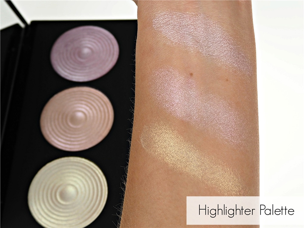 Палетка хайлайтеров Highlighter Palette - Highlight, Makeup Revolution
