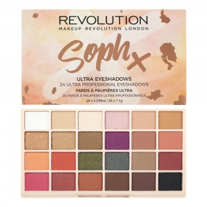 "Палетка теней ""SOPHX"", Revolution Makeup"