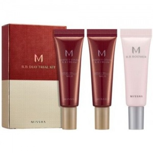Набор миниатюр MISSHA M Perfect Cover BB Cream Trial Kit