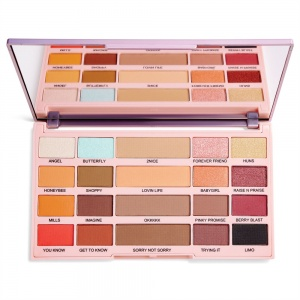Палетка теней Eyeshadow Pallette Imogenation, Makeup Revolution