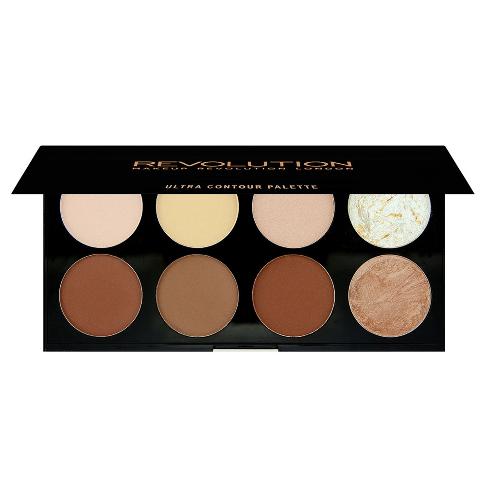 Палетка корректоров Ultra Contour Palette Makeup Revolution