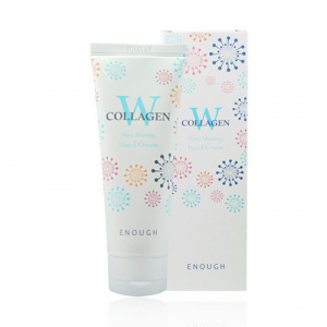 Enough Крем для рук W Collagen Pure Shining Hand Cream 100мл