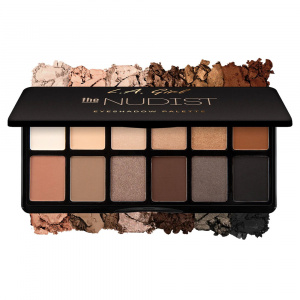 Палетка теней Fanatic Eyeshadow Palette - The Nudist, LAGirl