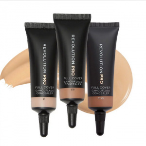 Консилер Full Cover Camouflage Concealer, Revolution PRO
