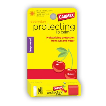 Carmex Protecting Cherry Бальзам для губ 4,25 гр